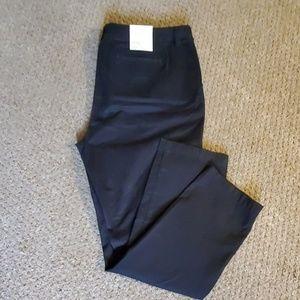 Women's Slim Stretch Black Pants